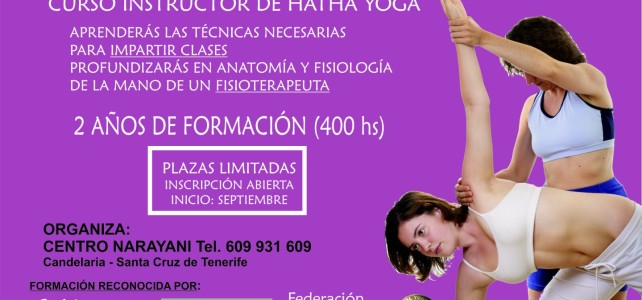 Formación de Instructores Hatha Yoga